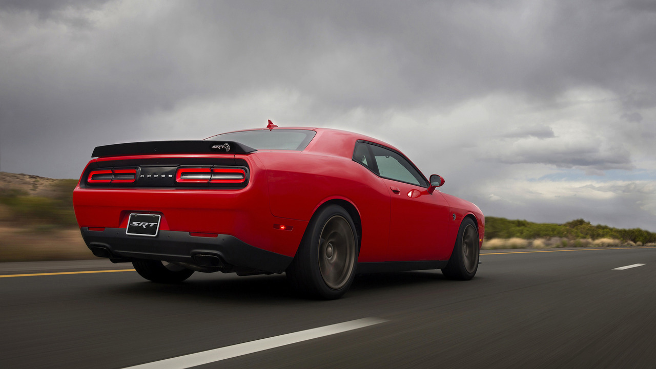 FCA Recalls Challenger, Charger Hellcat For Catastrophic ...