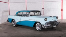 Lot 36 - 1956 Buick Century 4 Door hard-top
