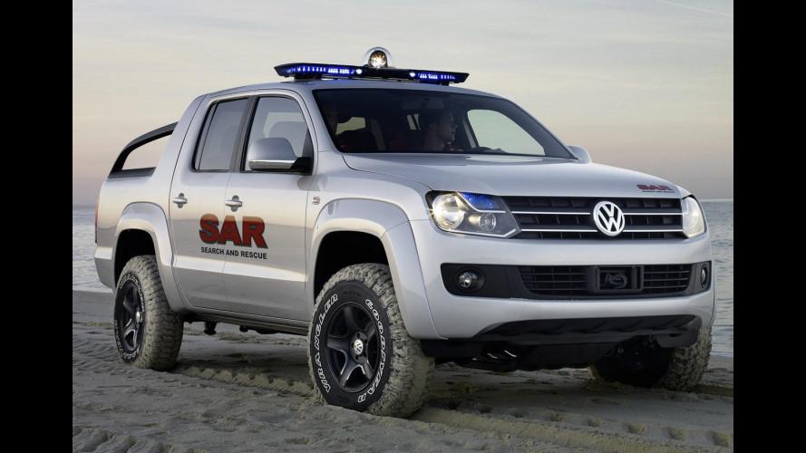 Amarok è il nome del pick-up Volkswagen