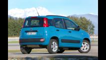 Nuova Fiat Panda Natural Power a metano