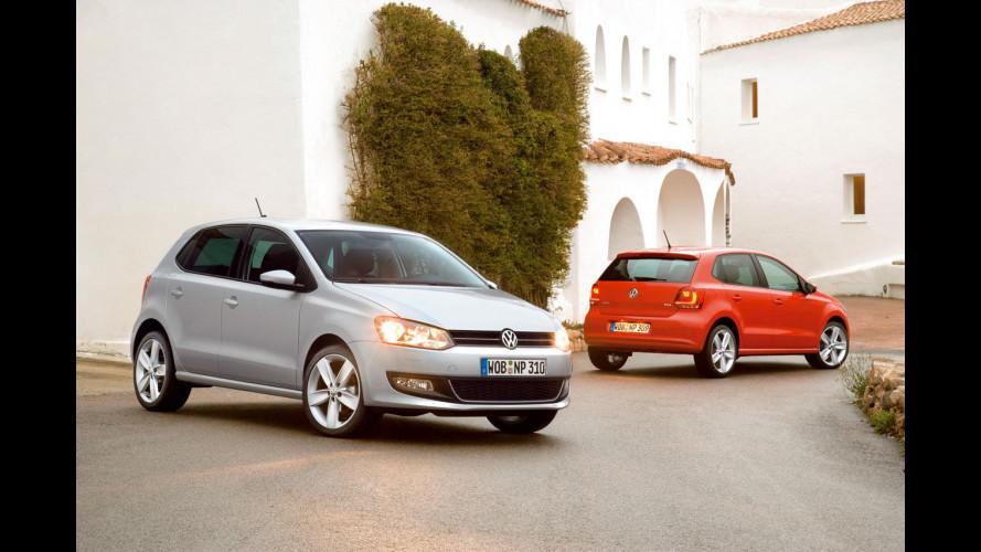 Il nuovo 1.2 TSI da 105 CV al debutto nella gamma Volkswagen