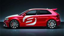 Audi A3 TDI Clusport Quattro Concept