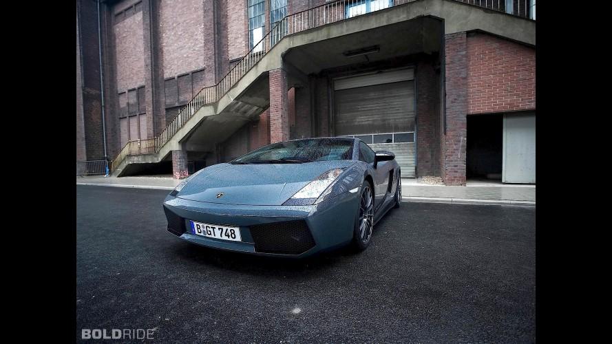 Edo Competition Lamborghini Gallardo Superleggera SLE