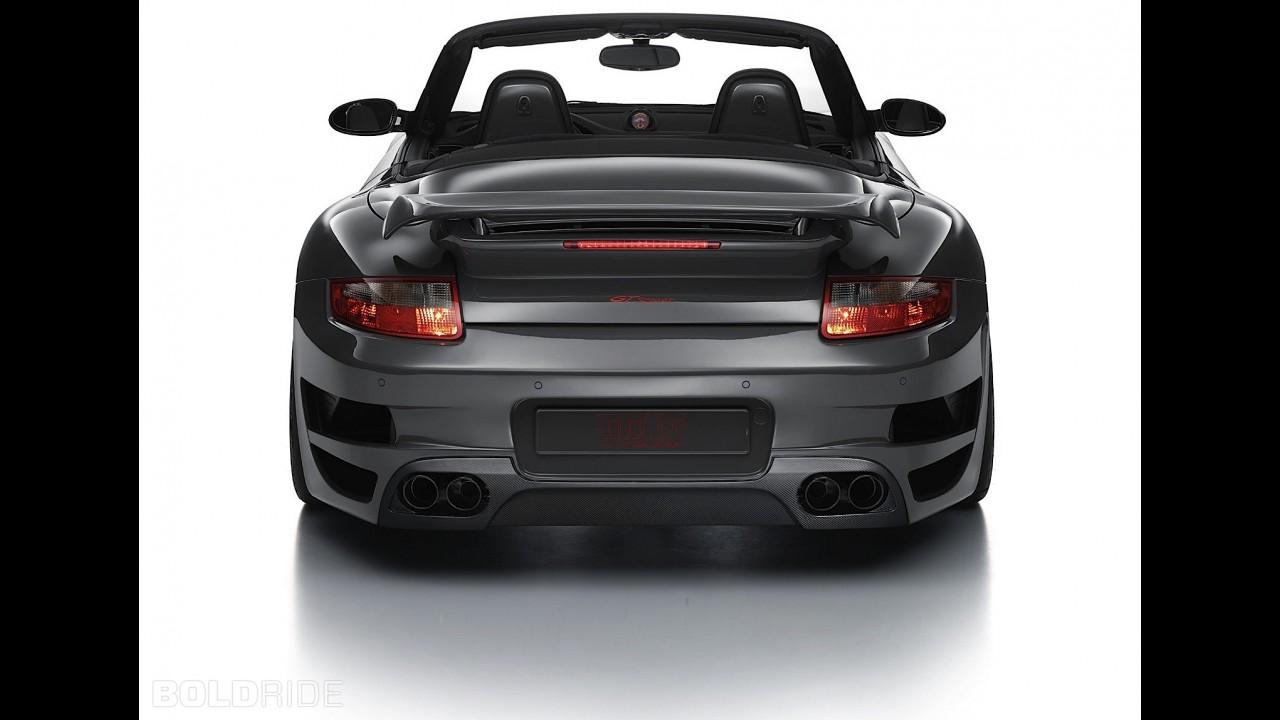 TechArt Porsche 911 Turbo Cabriolet GTstreet