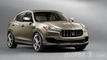 2018 Maserati Kubang