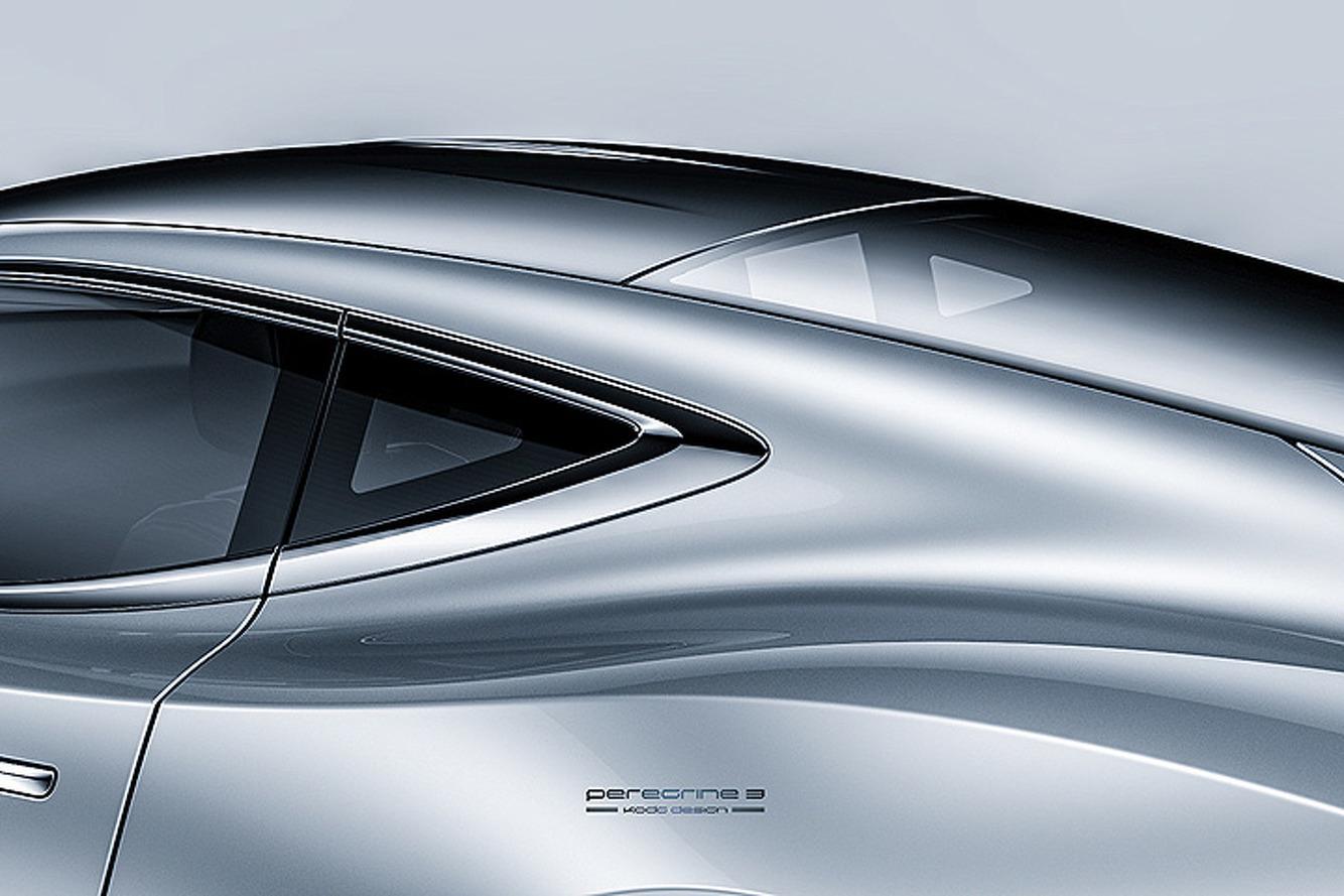 This Gorgeous Concept Car Evokes the World's Fastest Bird