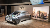 Rolls-Royce and Mini VISION NEXT 100 concept