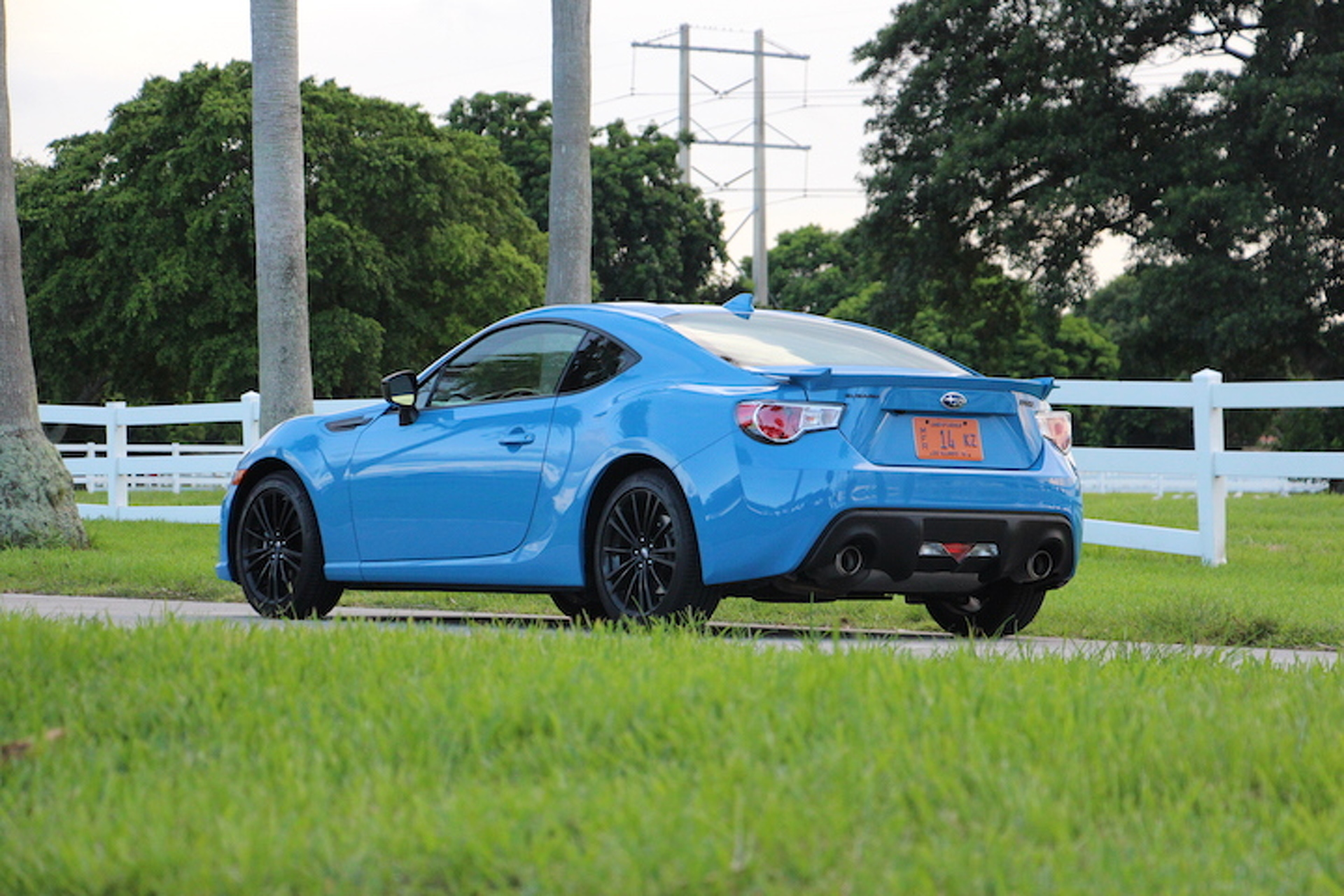 Subaru Has A Perfect Cure for the Blues — More Blue: Review