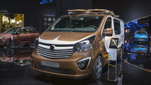 Opel Vivaro Surf concept arrives in Frankfurt