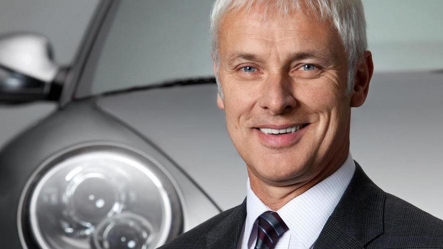 Bientôt un salaire plafonné pour les dirigeants de Volkswagen ?