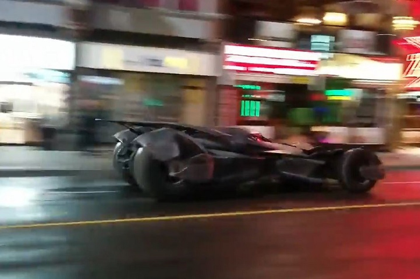 First Video of the New Batmobile in Action in 'Suicide Squad'