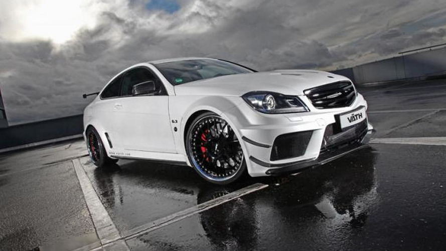 VÄTH upgrades Mercedes-Benz C63 AMG Coupe Black Series to 756 HP