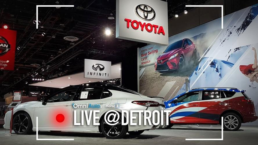 Toyota Camry, ecco la berlina più amata d'America