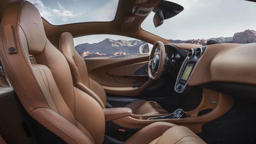 McLaren aumenta el equipamiento para los modelos Sports Series