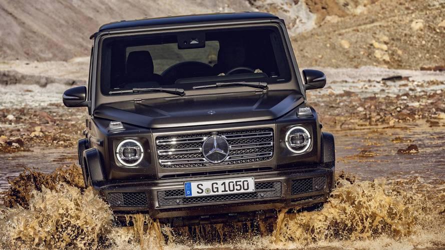 2019 mercedes benz g class photo for Mercedes benz official site usa