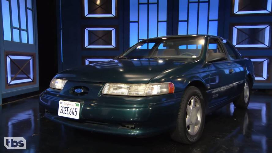 Conan O'Brien's Classic 1992 Ford Taurus SHO Is Still Alive