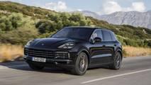 Essai Porsche Cayenne S (2018)