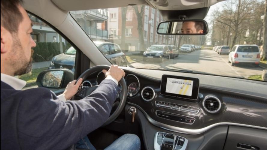 CES 2017, Bosch presenta l'auto del futuro