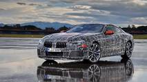 BMW 8-as sorozat teaser fotók
