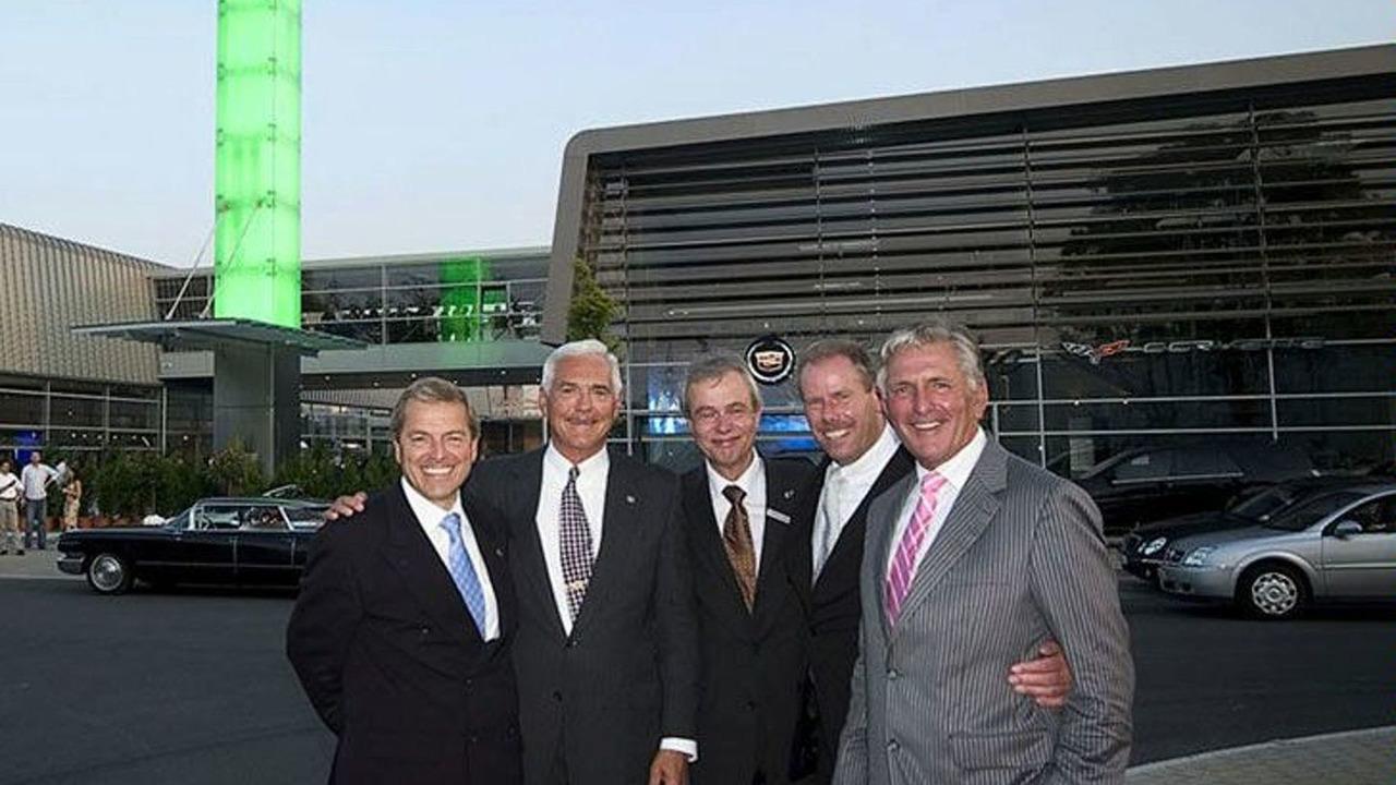 Cadillac Experience Center in Düsseldorf