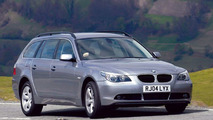 UK Specification BMW 5 Series Touring - In Depth