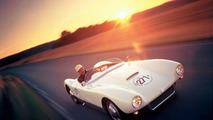 1956 Saab Sonett Super Sport roadster