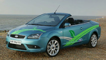 Ford Focus Coupe-Cabriolet Flexible Fuel Vehicle
