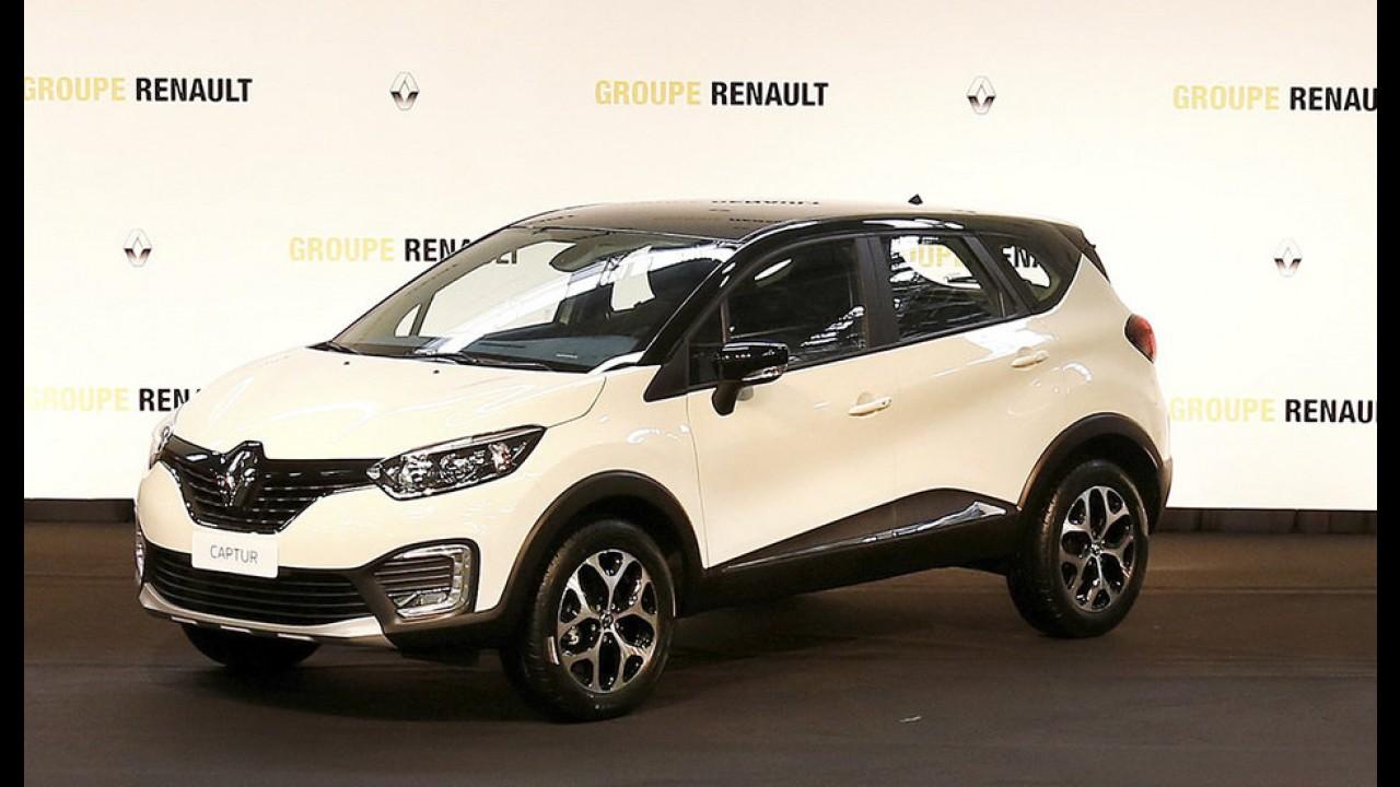 Bom de loja: Renault Captur alcança 750 mil unidades produzidas em três anos