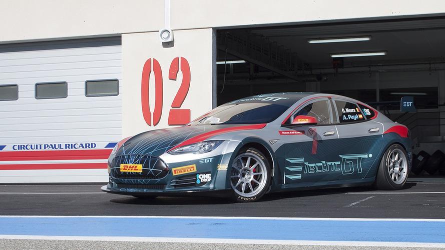 Electric GT serisinin 795 bg'lik Tesla Model S'leri tanıtıldı