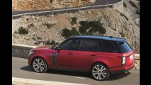 Range Rover SVAutobiography Dynamic de 550 cv estreia no Salão de SP por R$ 899 mil