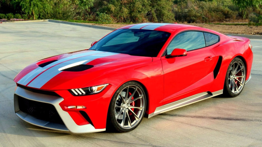 Zero to 60 GTT - La fusion entre Mustang et Ford GT affiche ses tarifs !