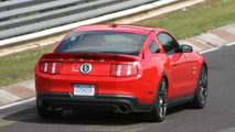 2013 Ford Shelby GT500 spy photo - 9.6.2011