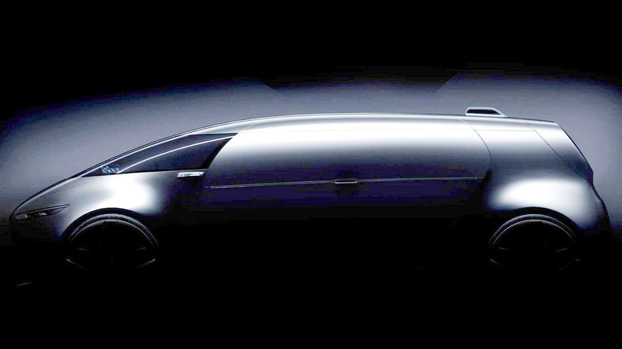 Mercedes-Benz teases futuristic Vision Tokyo autonomous minivan concept