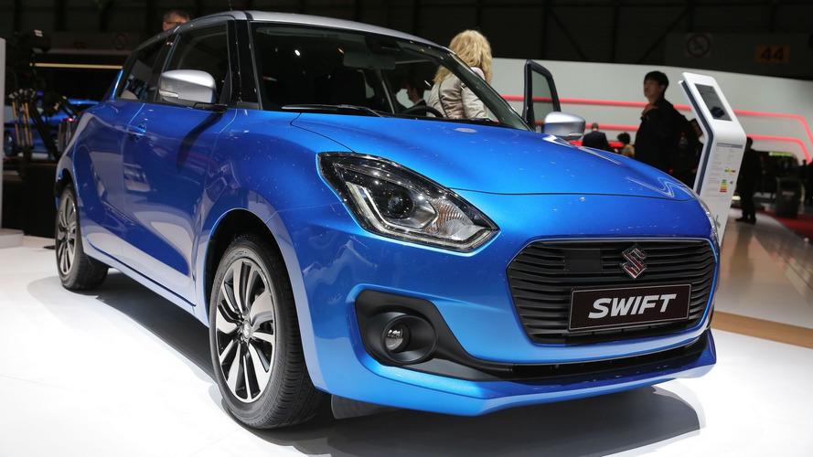 Novo Suzuki Swift vai a Genebra e pode chegar ao Brasil
