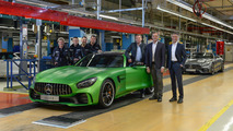 Mercedes-AMG GT R Production