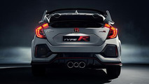 Production Honda Civic Type R leaked ahead of the Geneva Motor Show