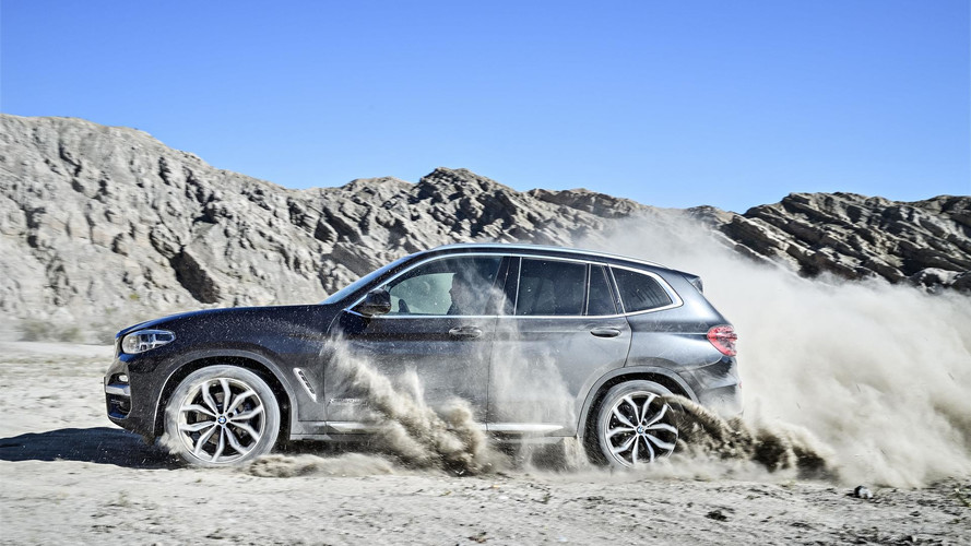 Új BMW X3, most először M-variánssal