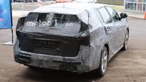 2018 Toyota Avensis wagon spy photo
