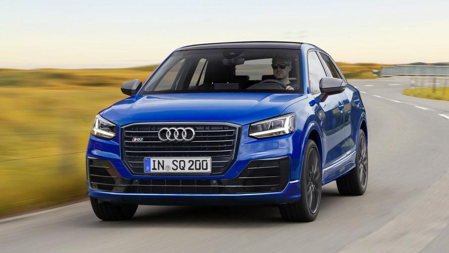 Voilà à quoi ressembleront les Audi SQ2 et RS Q2 !
