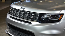 2018 Jeep Grand Cherokee Trackhawk - New York 2017