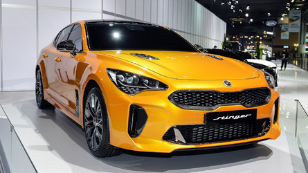 Kia To Repaint Sunset Yellow Stingers Due To Supplier Issue