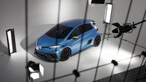 2017 Renault Zoe E-Sport Concept