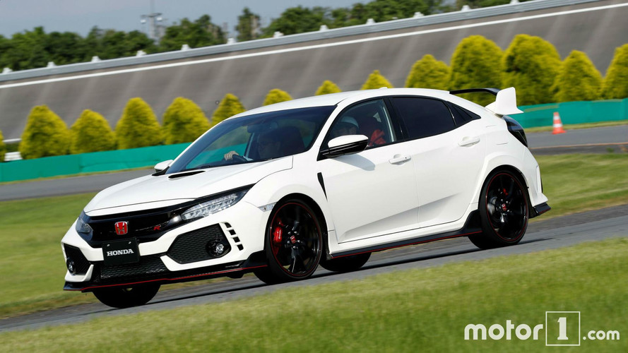 Des évolutions à venir pour la Honda Civic Type R ?