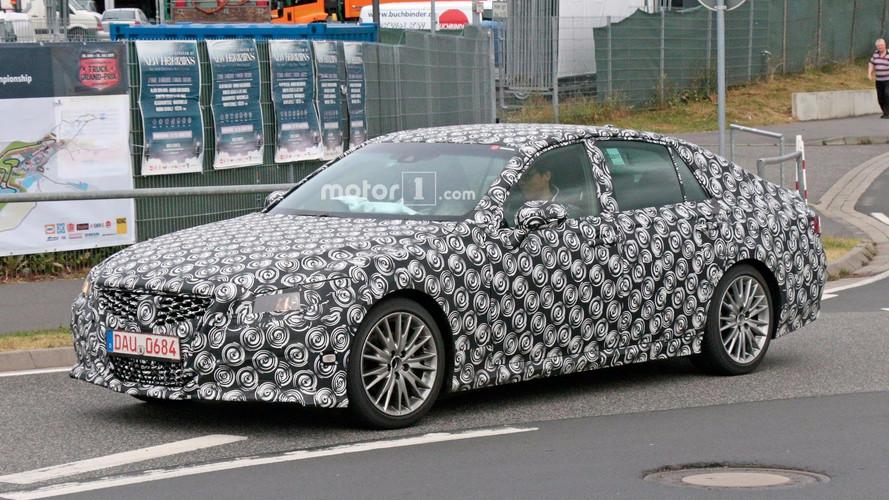 Podrías estar viendo el Lexus GS 2018