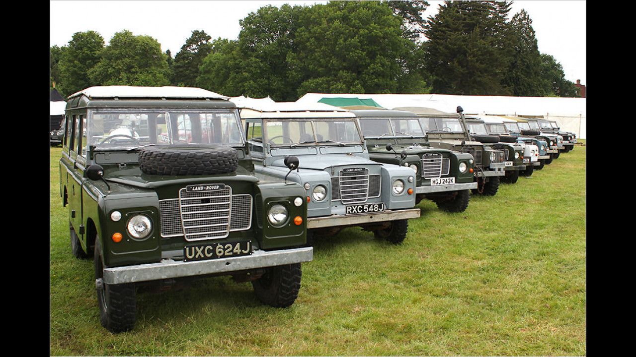 Land Rover Series III (1969)