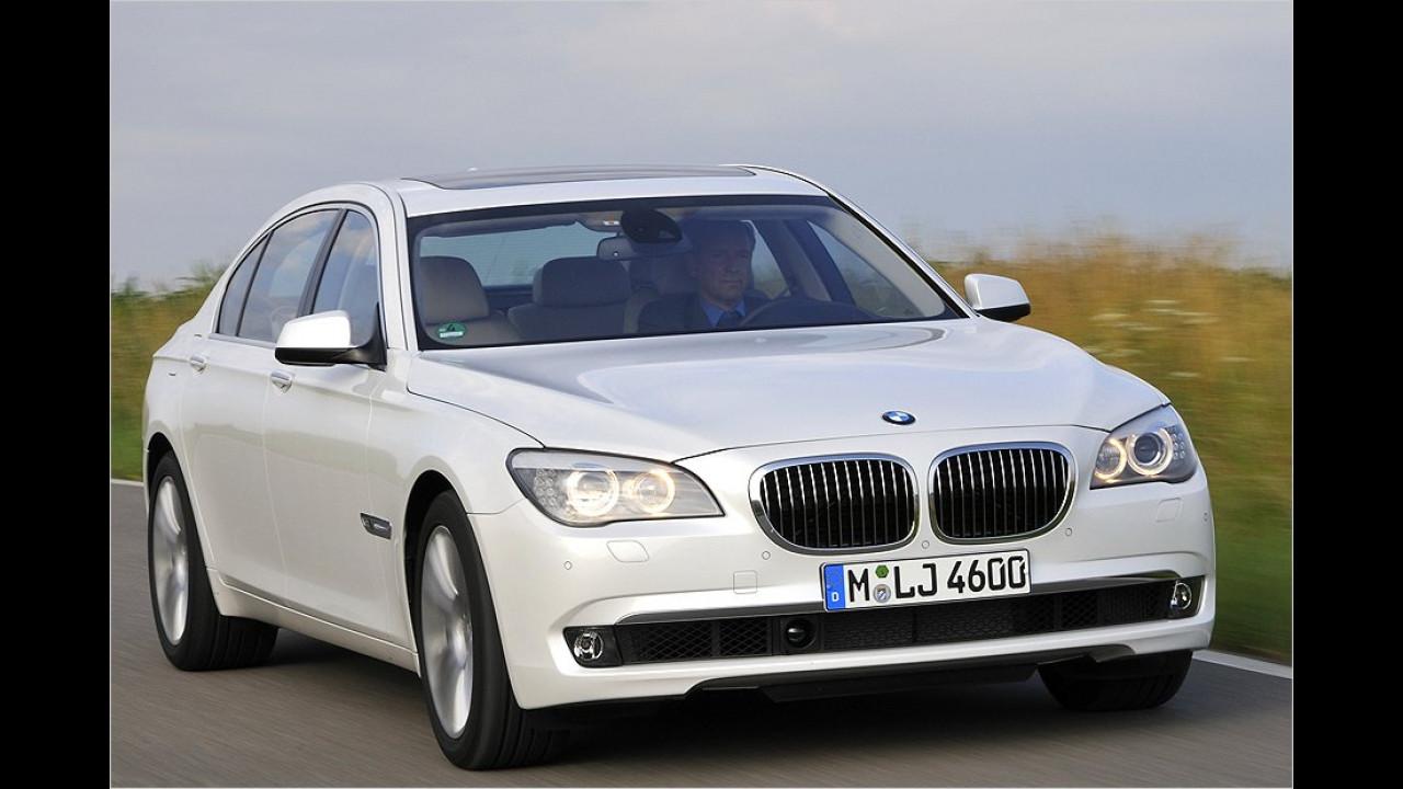 Oberklasse, 3. Platz: BMW 7er