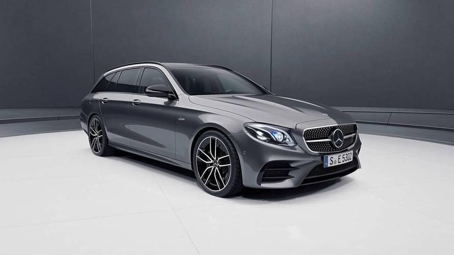 Mercedes E53 ailesi tarzı ve 435 bg gücüyle tanıtıldı