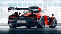 2018 McLaren Senna prototype