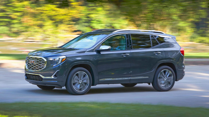 2018 GMC Terrain First Drive: Find New Terrain