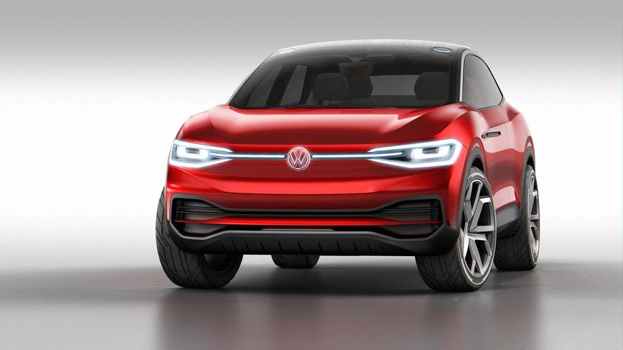Saluda al nuevo Volkswagen I.D. Crozz II Concept